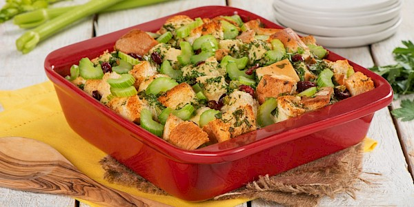 Classic Stuffing with Foxy Celery